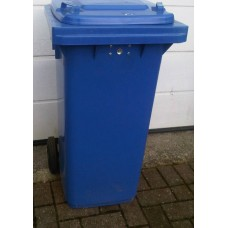Standard Lockable Wheelie Bin
