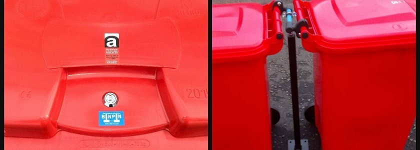 Asbestos & Spill Management Bins