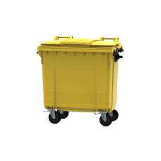 1100L FL Waste Container
