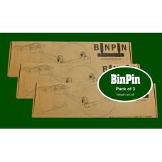 BinPin Triple Pack